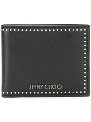 Jimmy Choo Mark Wallet Black