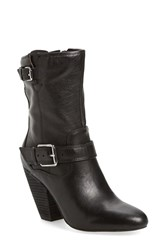 Corso Como Women's 'Somers' Mid Calf Buckle Strap Boot