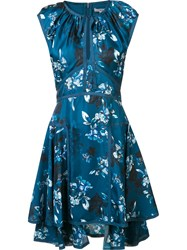 Zac Posen 'Henrietta' Dress Blue