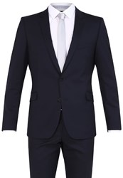 Strellson Allen Mercer Suit Dark Blue