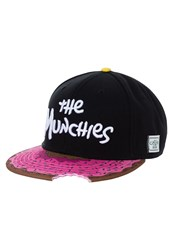 Cayler And Sons Cap Black Pink Donut