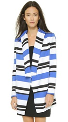 Finders Keepers Make Your Mark Blazer Light Stripe