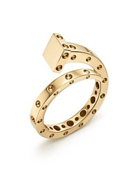 Roberto Coin 18K Yellow Gold Pois Moi Chiodo Ring 100 Bloomingdale's Exclusive