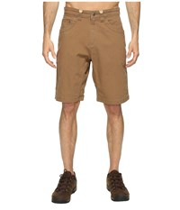 Mountain Khakis Camber 107 Short Tobacco Men's Shorts Brown