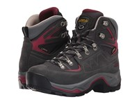 Asolo Tps Equalon Gv Evo Graphite Red Bud Women's Boots Gray