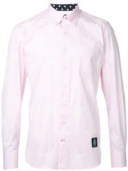 Guild Prime Logo Patch Shirt Pink Purple