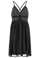 Vero Moda Vmrocky Cocktail Dress Party Dress Black