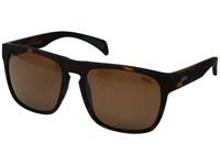 Zeal Optics Capitol Matte Tortoise W Copper Lens Sport Sunglasses Brown