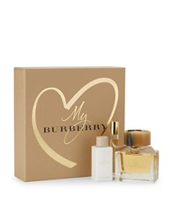 Burberry Mr. Eau De Parfum Fathers Day Set 186.00 Value No Color