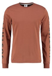 Hype Long Sleeved Top Orange