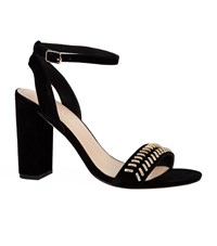 Sandro Gina Sandals Black