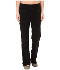 Royal Robbins Acadia Fleece Pants Jet Black Women's Casual Pants
