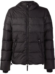 Duvetica 'Sarnoron' Padded Jacket Black