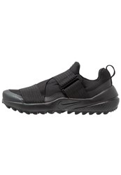 Nike Golf Air Zoom Gimme Golf Shoes Black White