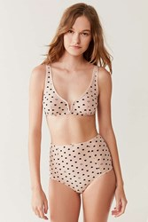Out From Under Veronica High Waisted Undie Neutral