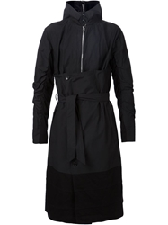 Hood By Air Belted Parka Jacket