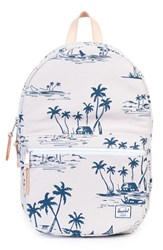 Men's Herschel Supply Co. 'Lawson' Water Resistant Backpack Ivory Sun Up