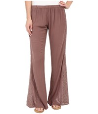 O'neill Saturn Woven Pants Russet Women's Casual Pants Brown