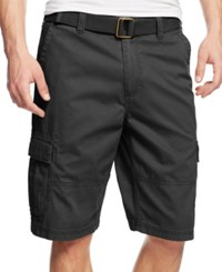American Rag Men's Belted Relaxed Cargo Shorts Only At Macy's Hudson