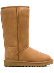Ugg Australia High Ankle Boots Brown