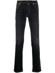 Jacob Cohen Slim Fit Jeans Black