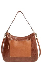 Hobo Soma Leather Brown Cafe W Ginger