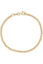 Carolina Bucci Disco Ball 18 Karat Gold Bracelet M