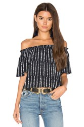 Eight Sixty Road Less Traveled Top Black