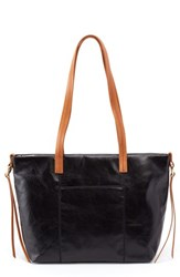 Hobo Cecily Leather Tote Black