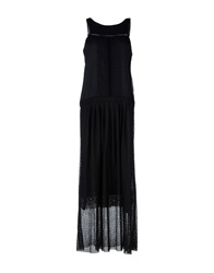 Alpha Studio Long Dresses Black