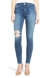 Joe's Jeans Women's Flawless Charlie High Rise Skinny