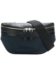 Salvatore Ferragamo Medium Belt Bag Blue