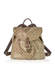 Gherardini Handbags Signature Fabric Softy Backpack