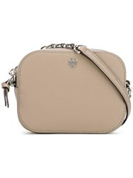 Tory Burch 'Robinson' Crossbody Bag Nude Neutrals