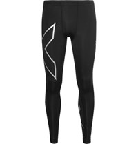 2Xu Tr2 Compression Running Tights Black
