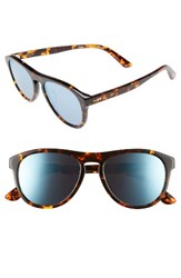 Toms Men's Declan 54Mm Sunglasses Whiskey Tort