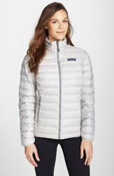 Patagonia Packable Down Jacket Tailored Grey