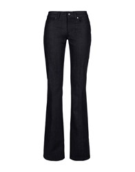 8 Denim Denim Trousers Women Blue