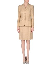 Kiton Suits And Jackets Women's Suits Women Sand