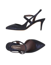 Bruno Magli Footwear Courts Women Dark Blue