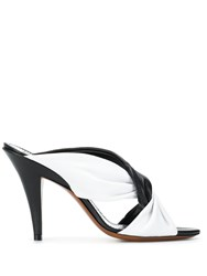 Givenchy High Heel Mules Black