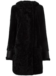 Sylvie Schimmel 'New Atlanta' Coat Black