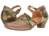 Think Aida 80242 Taupe Women's Shoes