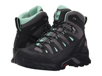 Salomon Quest Prime Gtx Detroit Asphalt Lucite Green Women's Shoes Black
