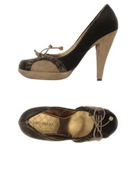 Viktor And Rolf Pumps Dark Brown