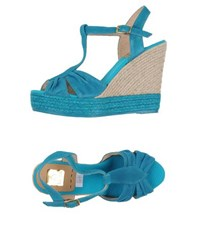 Kanna Footwear Sandals Women Turquoise