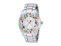 Betsey Johnson Bj00691 01 Silver Multi Watches