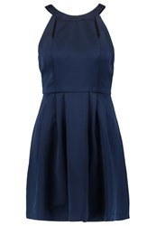 Bcbgeneration Cocktail Dress Party Dress Dark Navy Dark Blue