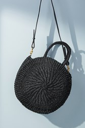Clare V. Alice Circle Bag Black