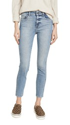 Dl1961 Florence Ankle Mid Rise Skinny Jeans Edison